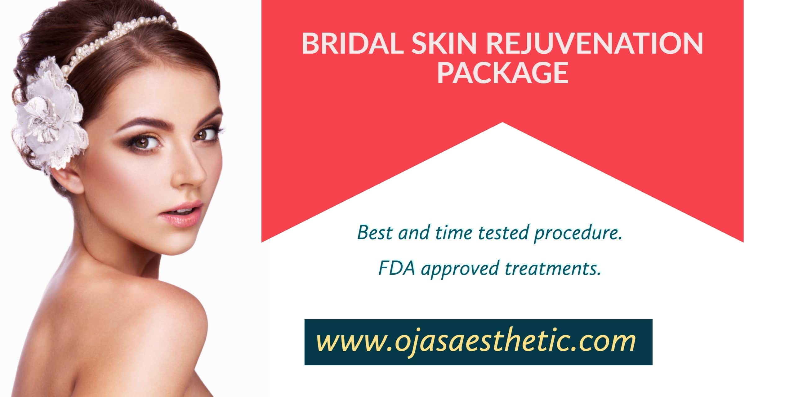 Read more about the article Bridal Skin Rejuvenation Package