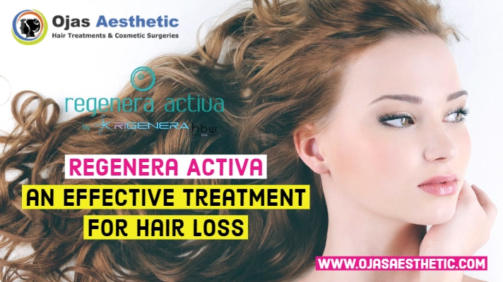 Read more about the article Regenera Activa an effective treatment for hair loss